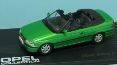 Altaya Opel Astra F Cabriolet (1992-1998) Opel Collection