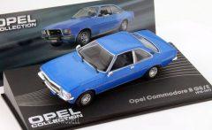 Altaya  Opel Commodore B GS/E  1972-1977