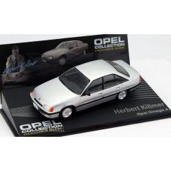 "Altaya  Opel Omega A  ""Herbert Killmer"" (1989)  Opel Collection"