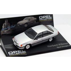 "Altaya  Opel Omega A  ""Herbert Killmer"" (1989)  Opel Collection"