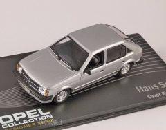 """Altaya Opel Kadett D """"Hans Seer"""""""