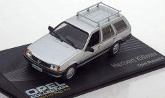 Altaya Opel Rekord E Herbert Killmer