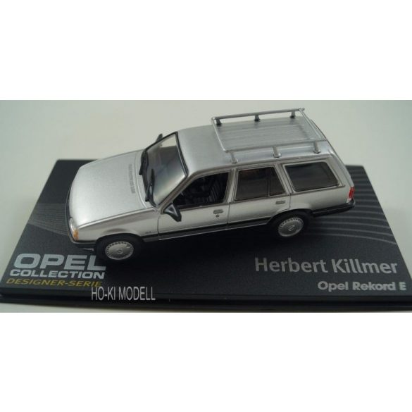 "Altaya Opel Rekord E ""Herbert Killmer"" Opel Collection"