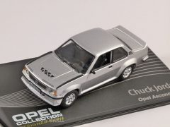 "Altaya Opel Ascona B 400 ""Chuck Jordan""  Opel Collection"