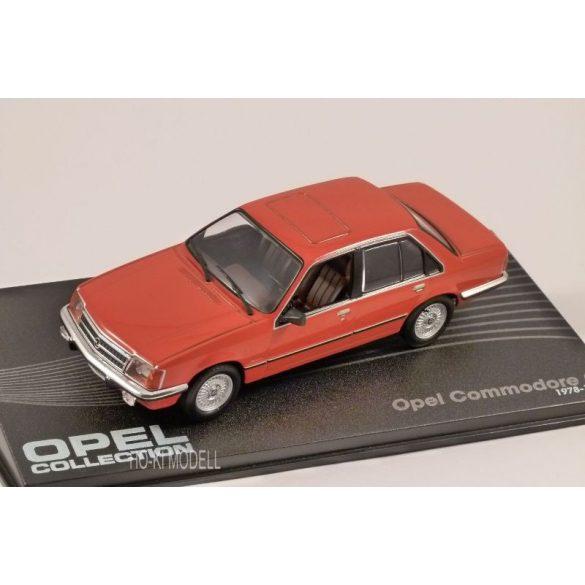 Altaya Opel Commodore C 2.5 E (1978-1982)  Opel Collection