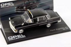 Altaya Opel Kapitan PII Taxi (1959-1964)  Opel Collection