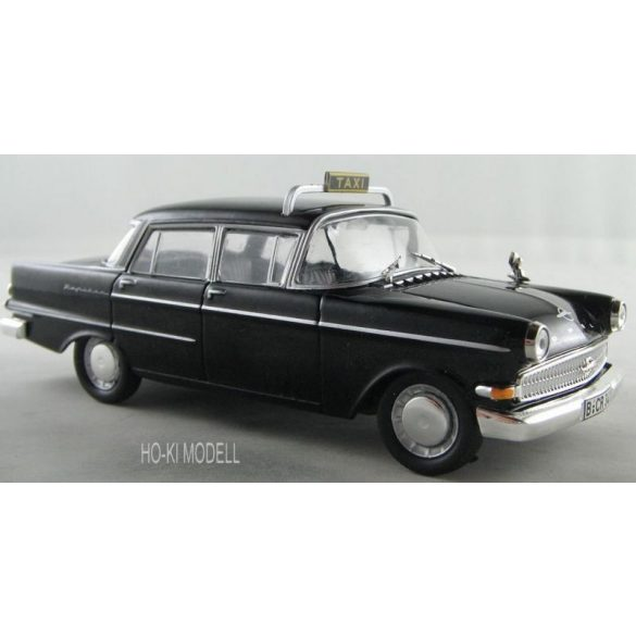 Altaya Opel Kapitan PII Taxi (1959-1964)  Opel Collection