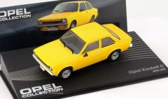 Altaya Opel Kadett C 1973-1979 Opel Collection