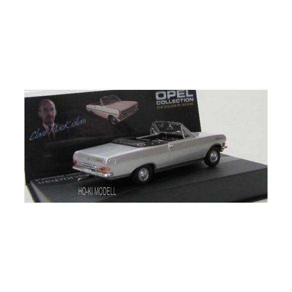 """Altaya Opel Rekord A  Cabrio """"Clare MacKichan"""" (1963-1965)  Opel Collection"""