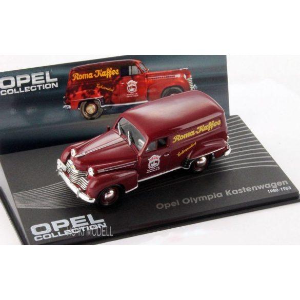 Altaya Opel Olympia Kastenwagen (1950-1953) Opel Collection