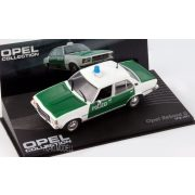 "Altaya Opel Rekord D ""Polizei""  (1972-1977) Opel Collection"