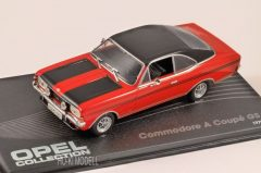Altaya Opel Commodore A Coupé GS/E (1970) Opel Collection
