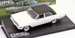Altaya Opel Diplomat V8 Limousine (1964) Opel Collection