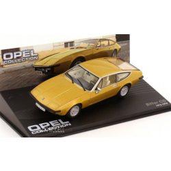 Altaya Opel Bitter CD(1973-1979) Opel Collection