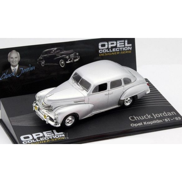 Altaya Opel Kapitan Silver (1951-1953) Opel Collection