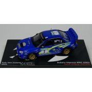 Altaya Subaru Impreza WRC 2003 7# Rally New Zealand 2003