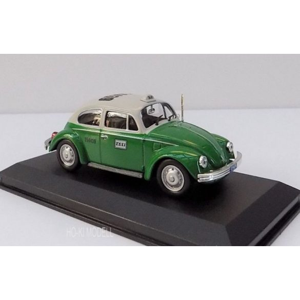 Altaya Volkswagen Beetle Taxi Mexico D.F. 1985