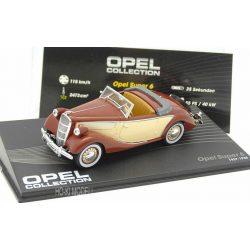 Altaya Opel Super 6 (1937-1938) Opel Collection