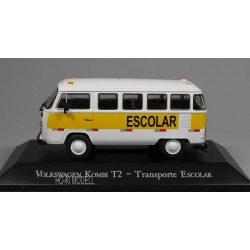 """Altaya Volkswagen Kombi T2 """" Transporte Escolar """""""