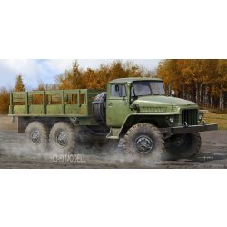 Trumpeter 01027  Russian URAL-375D 4,5 ton 6x6 Military Truck