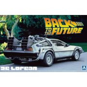 Aoshima 011850  De Lorean Back To The Future I