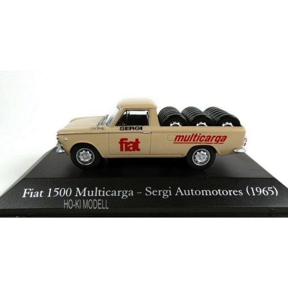 "Altaya Fiat 1500 Multicarga  ""Sergi Automotores"" 1965"