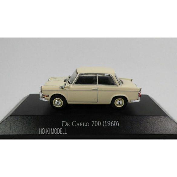 Altaya De Carlo 700 (BMW 700) 1960