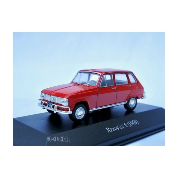 Altaya Renault 6 -1969