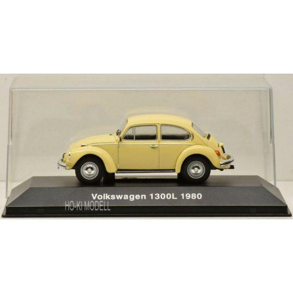 Altaya VOLKSWAGEN VW BEETLE 1300 L 1980