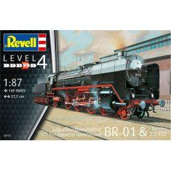 Revell 02172 BR01 Szerkocsis Gőzmozdony