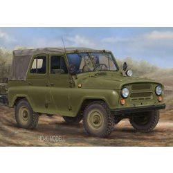 Trumpeter 02327 UAZ-469 Soviet All-Terrain Vehicle