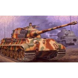 Revell 03129 Tiger II Ausf.B Product.Turret