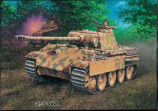 Revell PzKpfw V Panther Ausf.G (Sd.Kfz.171)