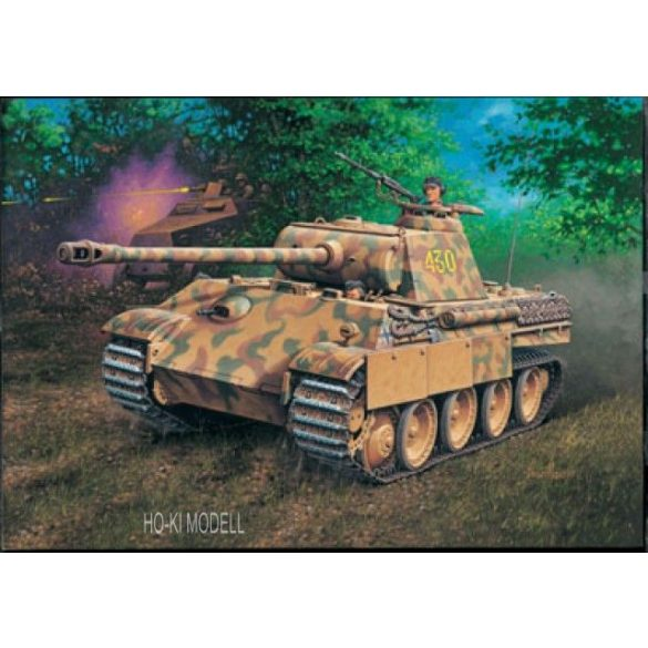 Revell 03171  PzKpfw V Panther Ausf.G (Sd.Kfz.171)