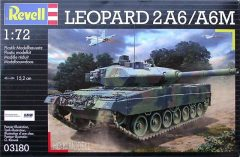 Revell Leopard 2A6/A6M