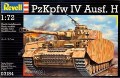 Revell PzKpfw. IV Ausf. H