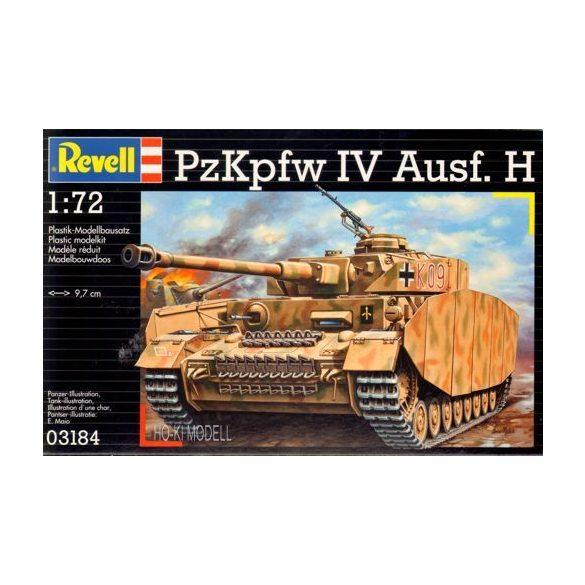 Revell 03184  PzKpfw. IV Ausf. H