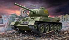 Revell T-34/85