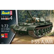 Revell 03304  T-55 A/AM