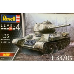 Revell 03319 Russian Tank T-34/85