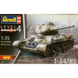 Revell 03319 Russian Tank T-34/85