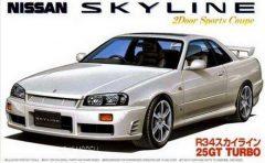 Fujimi 03443 Nissan Skyline R34 25GT Turbo 98