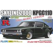 Fujimi 038032 KPGC110 Skyline GT-R Full Works