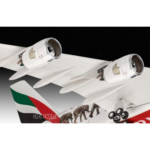 "Revell 03882 Airbus A380 Emirates ""Wild-Life"""