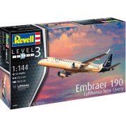 Revell 03883 Embraer 190 Lufthansa New Livery