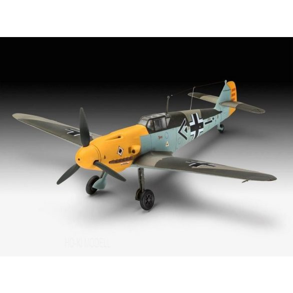 Revell 03893 Messerschmitt Bf109 F-2