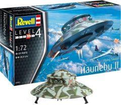 Revell WWII German Flying Saucer Haunebu Model Kit