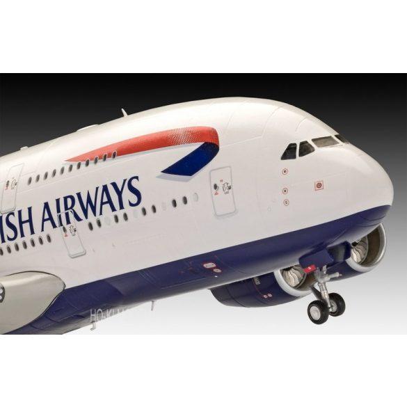 Revell 03922 Airbus A380-800 British Airways