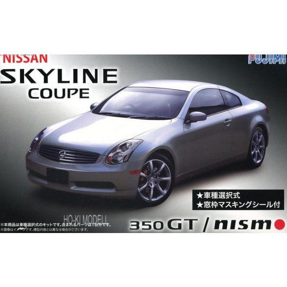 Fujimi 039336 Nissan V35 Skyline Coupe 350GT Nismo