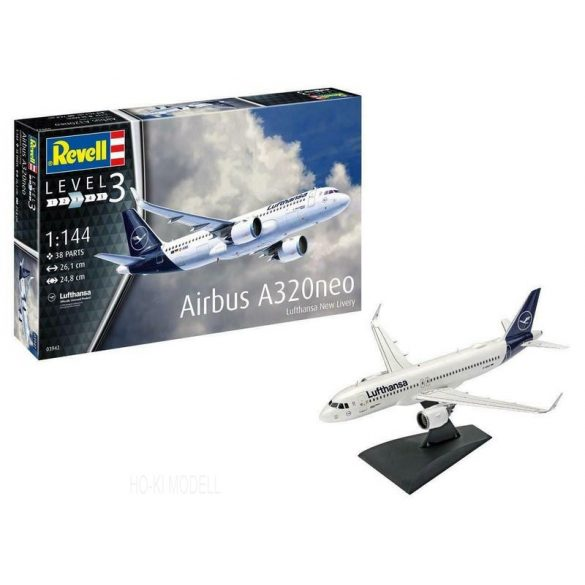 Revell 03942  Airbus A320 Neo